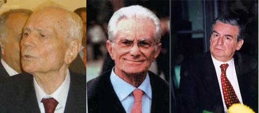 La Provincia utile / Consiglio, Pellegrino, Tizzani, tre grandi presidenti e un sogno in comune
