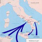 L'operazione Avalanche passò per Foggia