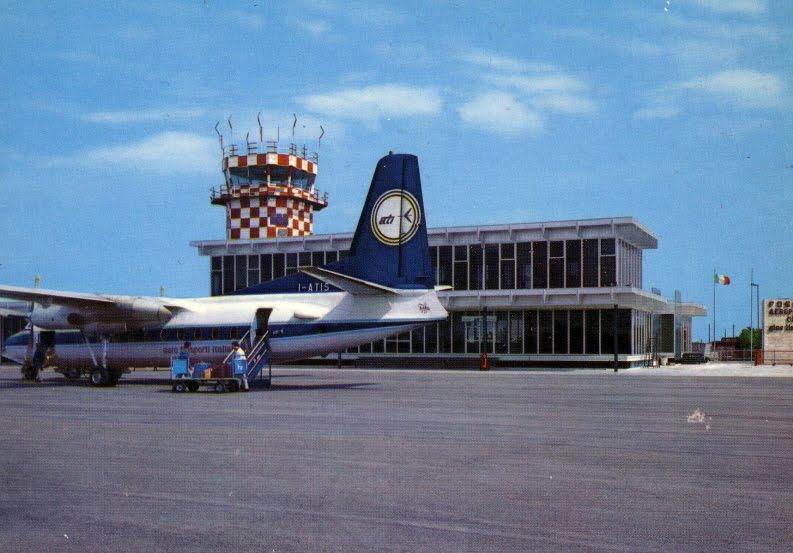 Sull'aeroporto Foggia sta perdendo la faccia