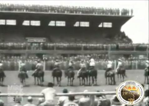 Un rodeo allo Zaccheria: un interessante video del Comitato per il Monumento alle Vittime dei Bombardamenti