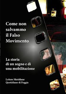 Un ebook in omaggio sulla fine dei cinematografi: dal Falso Movimento al Cinema Impero