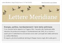 In distribuzione il settimo numero di Lettere Meridiane
