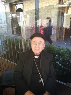 Auguri, fratello arcivescovo: i novant'anni di Giuseppe Casale