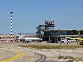 Ciccarelli sull'aeroporto: piangere non serve a niente