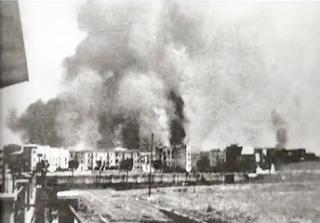 De Tullio sull'estate 1943 / Quella morte che venne da terra…