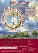 Abbracciamo il castello di Lucera: la bella iniziativa del  Club Unesco