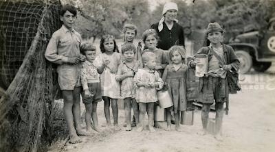 La Capitanata, Lucera e la guerra: le struggenti immagini di Albert Chanche