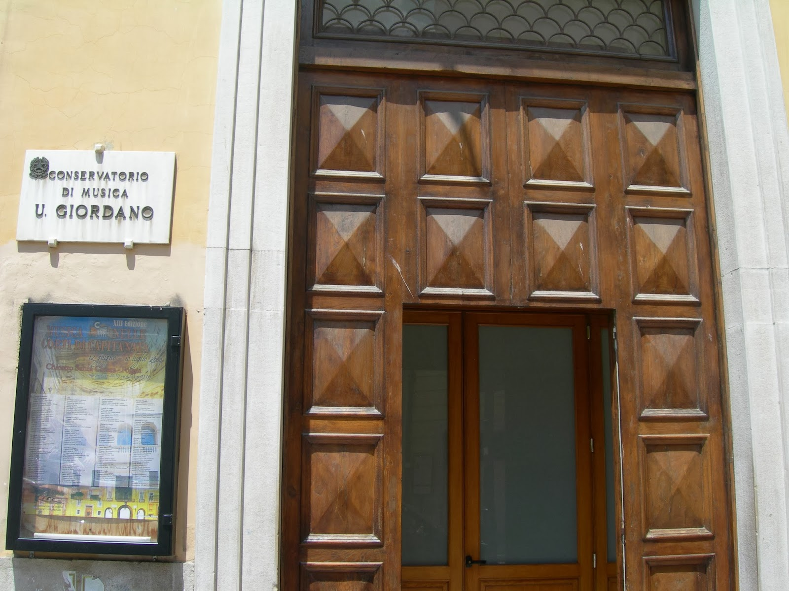 Grazie al Conservatorio, Foggia torna alla ribalta culturale nazionale