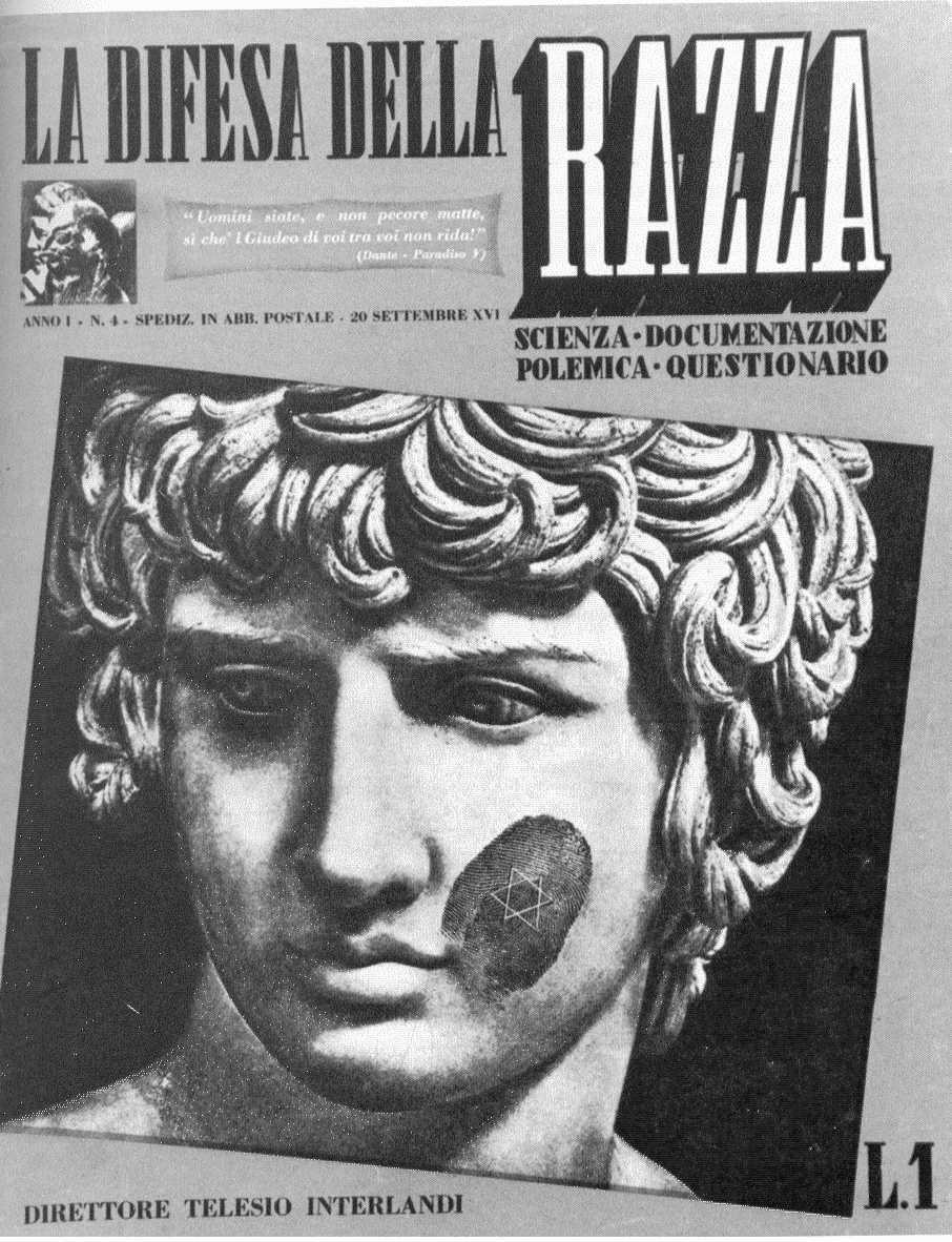 """I """"foggiani di Mussolini"""" che sottoscrissero il Manifesto della Razza"""
