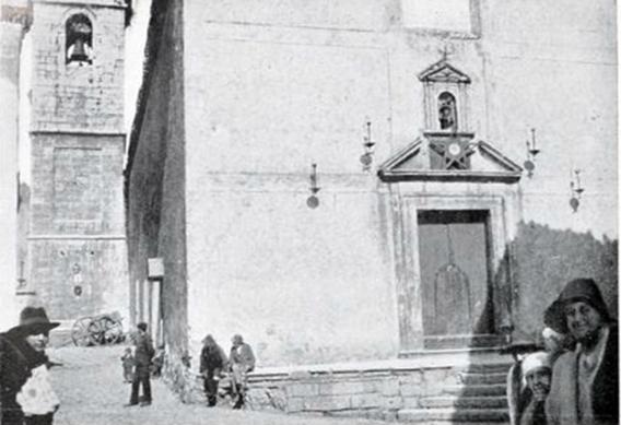 San Giovanni Rotondo, quando non c'era ancora Padre Pio