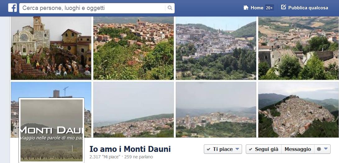 Quitadamo: la lettera dei Monti Dauni alla Puglia innamorata
