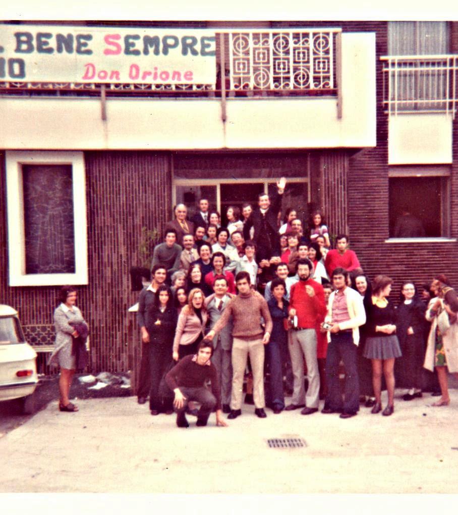 Il coraggio della speranza. L'ebook di Savignano 1972.
