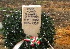 La memoria oltraggiata: distrutto il cippo di Giuseppe Di Vittorio