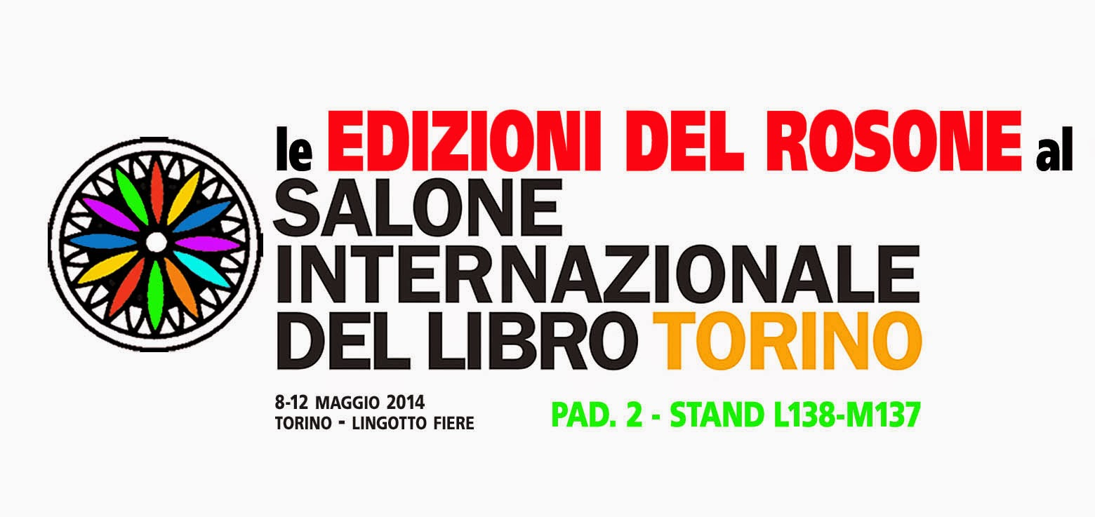 Una piccola bella grande notizia  Il Rosone al Salone del Libro di Torino