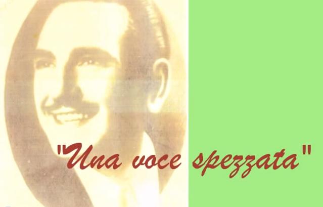 Su You Tube la voce di Stame, il tenore foggiano trucidato alle Fosse Ardeatine