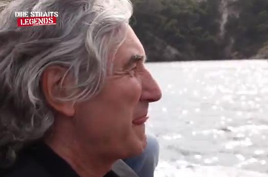 In un film il viaggio a Tremiti dei Dire Straits Legend