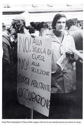 Luigi Pinto, un sacrificio sempre attuale