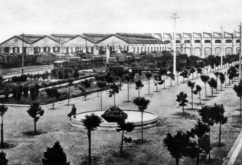 Quando Foggia somigliava a una metropoli, grazie alla sua stazione ferroviaria