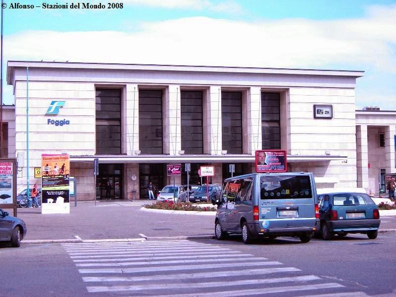 Un'altra beffa per Foggia. Stazione bypassata dall'alta capacità ferroviaria.