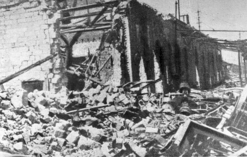 19 agosto 1943, l'apocalisse foggiana in una struggente poesia di Luigi Scopece