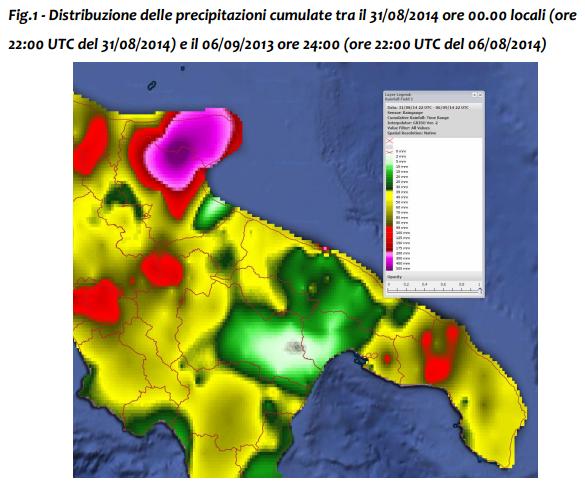 Alluvione: la mappa dei danni, Comune per Comune