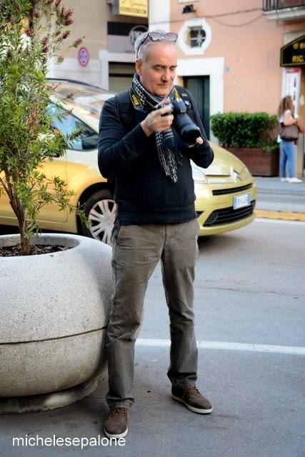 Antonio Fortarezza. Andare via da Foggia, per imparare a volerle bene.