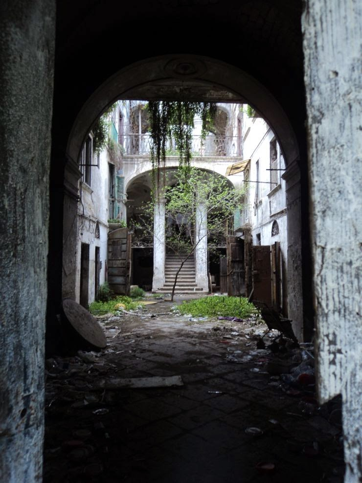Salvare Palazzo Trifiletti: l'appello degli amici e dei lettori di Lettere Meridiane