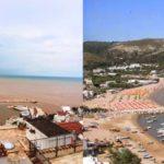 Sul web di tutto il mondo le drammatiche immagini dell'alluvione sul Gargano