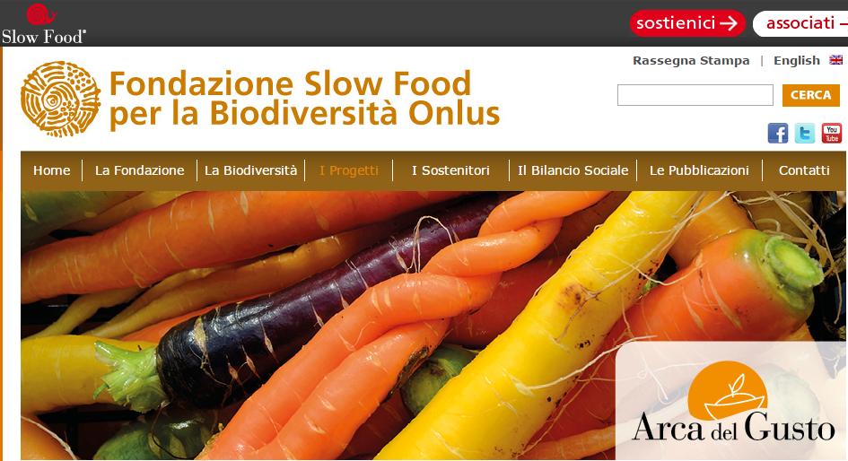 Tanto Gargano e tanta Capitanata nell'Arca del Gusto di Slow Food e Google