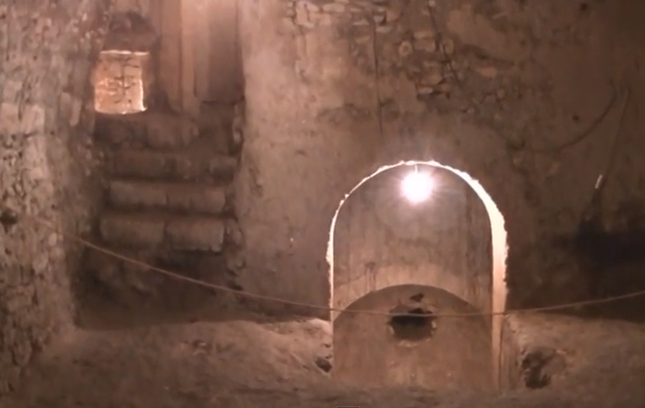 Muri che parlano: Chiummarulo racconta i misteri degli ipogei, e della reggia di Federico II