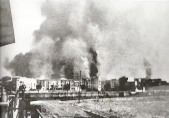 Un'ode di Domenico Napolitano, in memoria dei caduti nella tragica estate del 1943