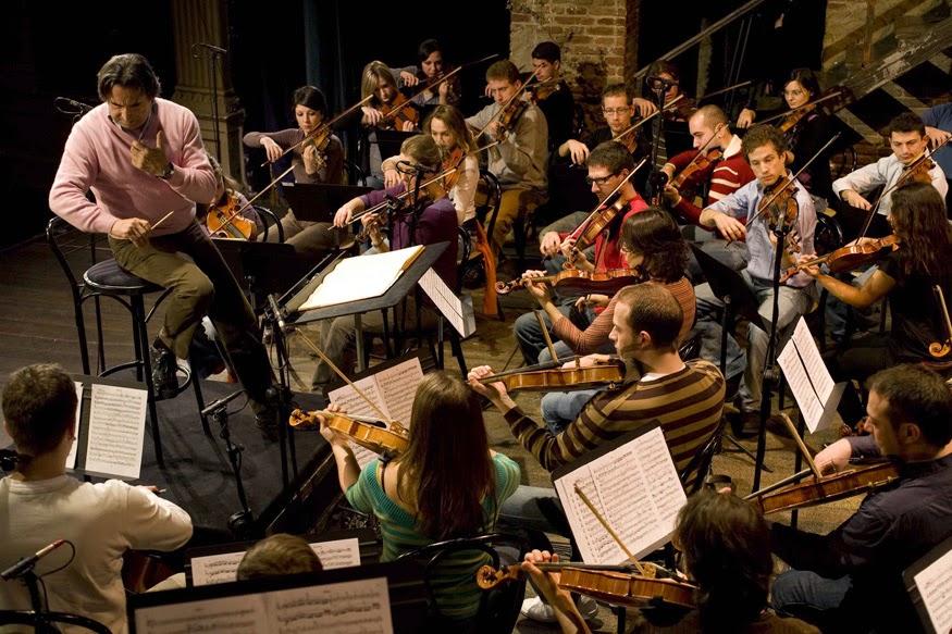 Il Giordano riapre con Muti e la sua orchestra giovanile: stappate il d'Araprì