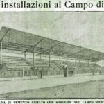De Tullio ricostruisce la storia del primo inno del Foggia e della prima tribuna dello Zaccheria