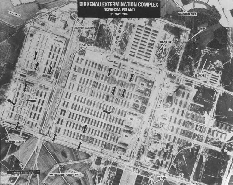 Quando Auschwitz venne scoperta… da Foggia e San Severo