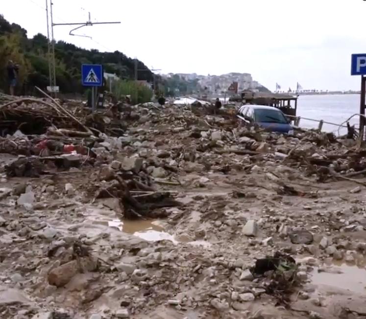 Alluvione del Gargano: qualcosa si muove. Ma bisogna restare in guardia.