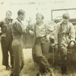 Su Flickr le spettacolari immagini degli aeroporti foggiani durante l'occupazione
