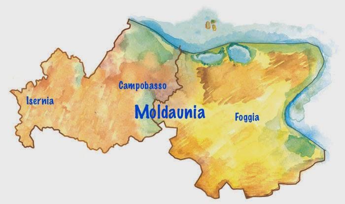 Da Foggia sì a referendum sulla Moldaunia. Ma a Bari non lo sanno.