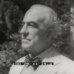 Umberto Giordano: un video della Settimana Incom dimostra quanto fu popolare