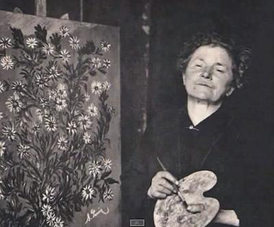 Katia Ricci racconta Séraphine de Senlis