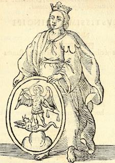La bella Capitanata, in un'incisione del Seicento