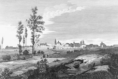 Quando Foggia era la seconda città del Regno: il racconto di  Zuccagni-Orlandini, l'incisione di Verico