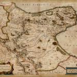 Blaeu e Jansson: il giallo delle mappe gemelle