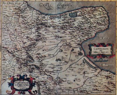 Mistero risolto: ecco la terza carta della Capitanata, la più antica