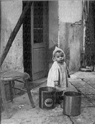 Foto che parlano: la povera Foggia degli anni Cinquanta