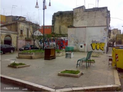 Foggia bella, dice la milanese. Visita Piazza Tavuto, risponde il foggiano