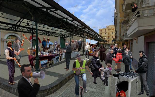 La maledizione di piazza Mercato