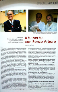 "Renzo Arbore: ""Foggia è una città musicale"""