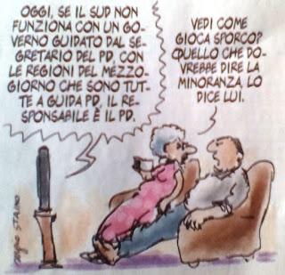 Renzi annuncia un masterplan per il Mezzogiorno