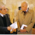 Il silenzio dell'ulivo, poemetto di Cristanziano Serricchio sulla Shoah, commentato da Luigi Paglia