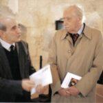 """Cristanziano Serricchio sulla Shoah: """"Il silenzio dell'ulivo"""", commentato da Luigi Paglia"""